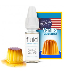 Vanilla Custard Liquid