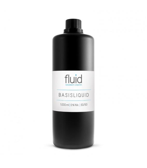 fluid Liquid Basen, 0 mg/ml, VPG 50-50
