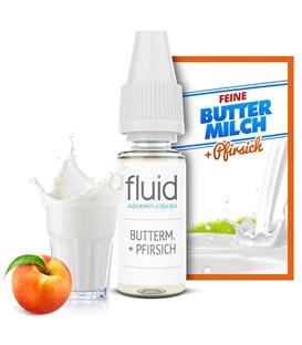 Buttermilch Pfirsich Liquid
