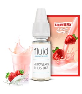 Strawberry Milkshake Liquid