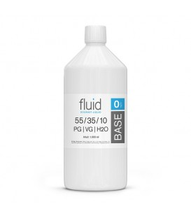 fluid Base 1000ml, 0 mg/ml, VPG 55-35-10