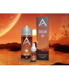 Antimatter Solar III Aroma