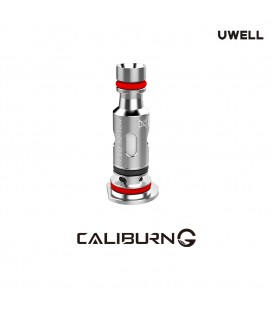 Uwell Caliburn G Ersatzcoils 1,0 Ohm Verdampferköpfe, 4 Stück