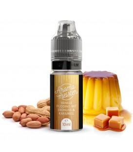 Aromameister Vanillepudding & Erdnuss & Karamell Aroma 10ml